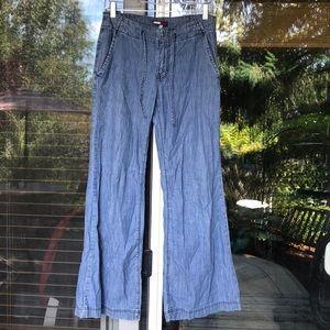 Tommy Hilfiger Wide Leg - Flare Jeans / Pants